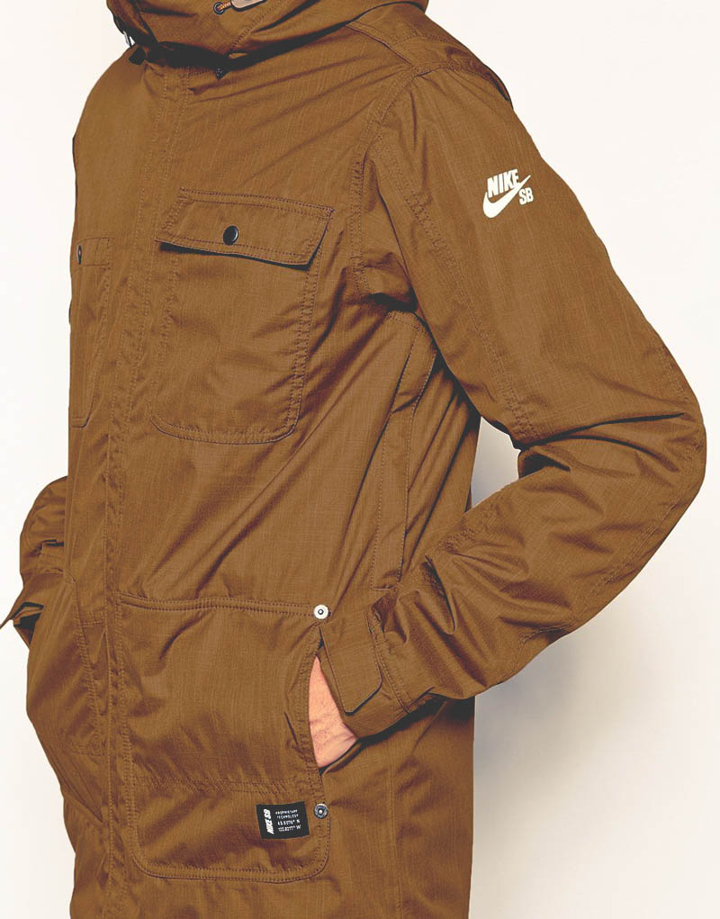 Nike SB Hemlock Hooded Coat Streetwear