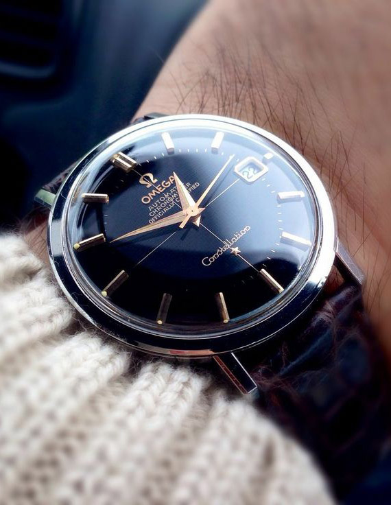 Vintage Omega Constellaton Chronometer