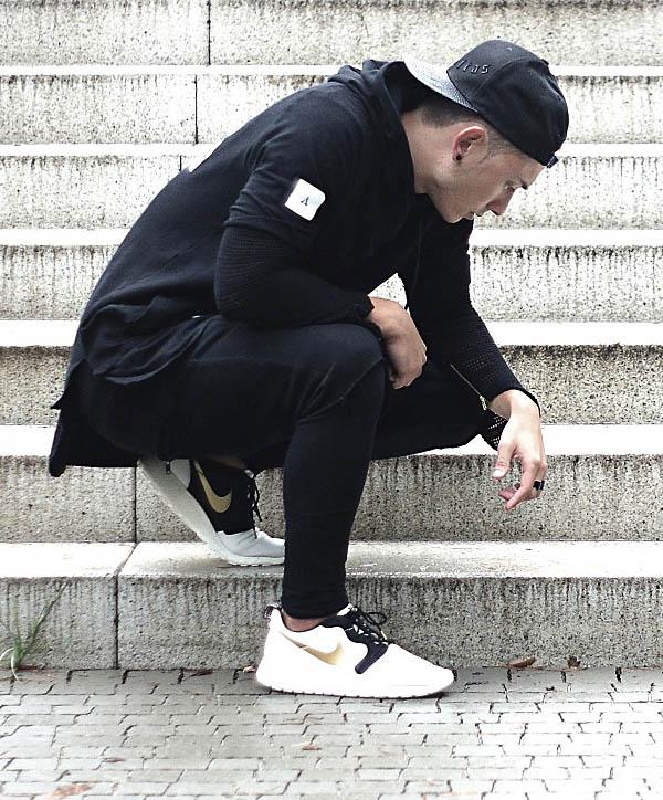 nike air max pas cher fille - NIKE Roshe Run HYP Ivory Metallic Streetstyle | SOLETOPIA