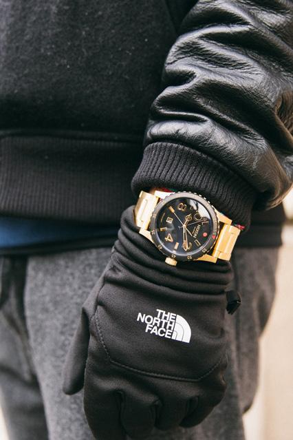 NIXON Diplomat SS Watch