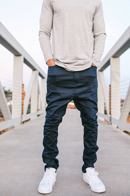 PUBLISH Drop Stack Chino #newFashionTrend #menswear