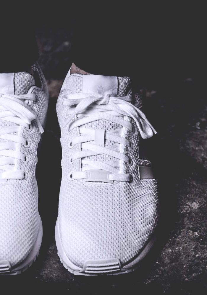 Pure White Soletopia Zx Flux Adidas qA01nFWpA 3e579dab354