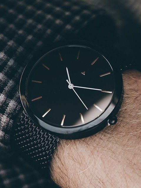 I LOVE UGLY Archibald Minimalistic Watch