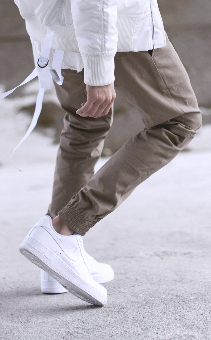 NIKE × STAMPD Sneakers & Joggers Combo
