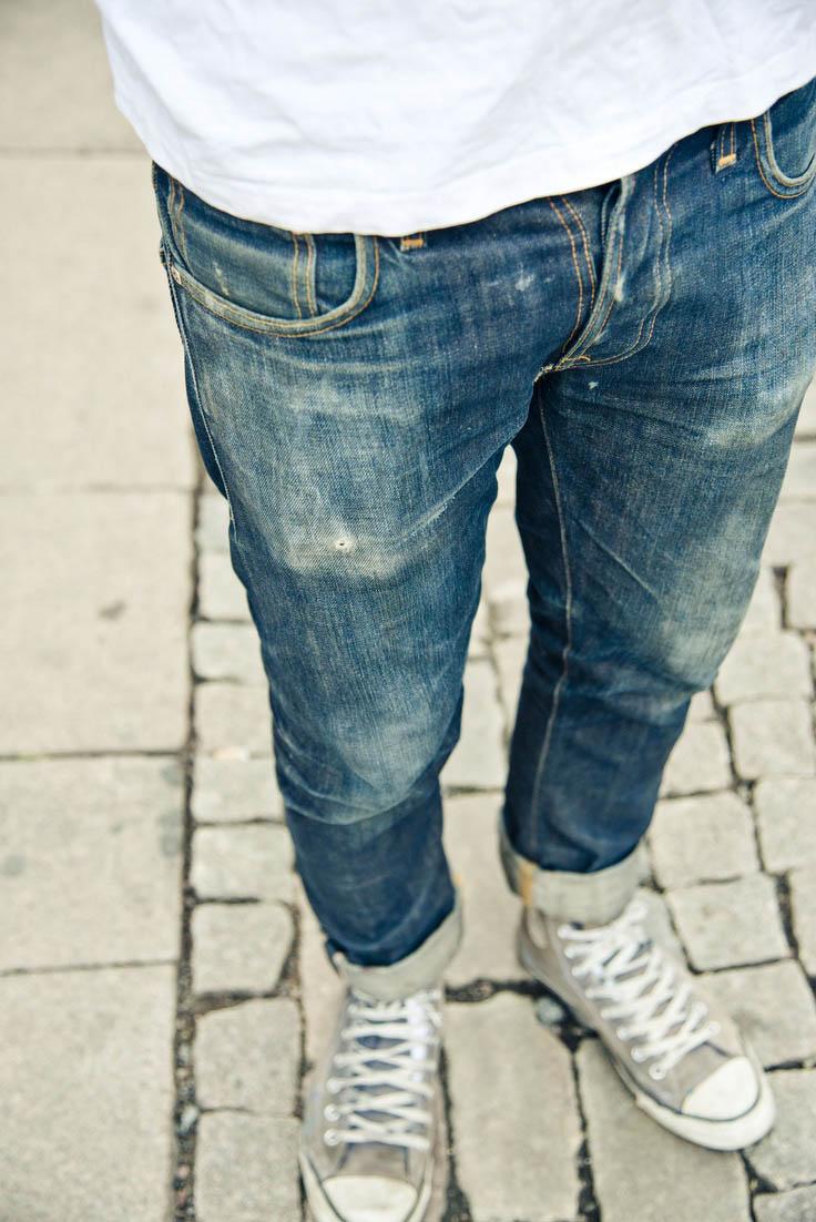 Nudie Jeans Tight Long John & Chucks