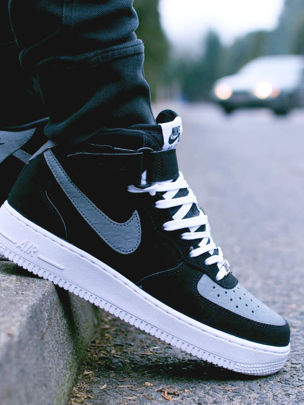 Tricolor NIKE Air Force 1 Mid