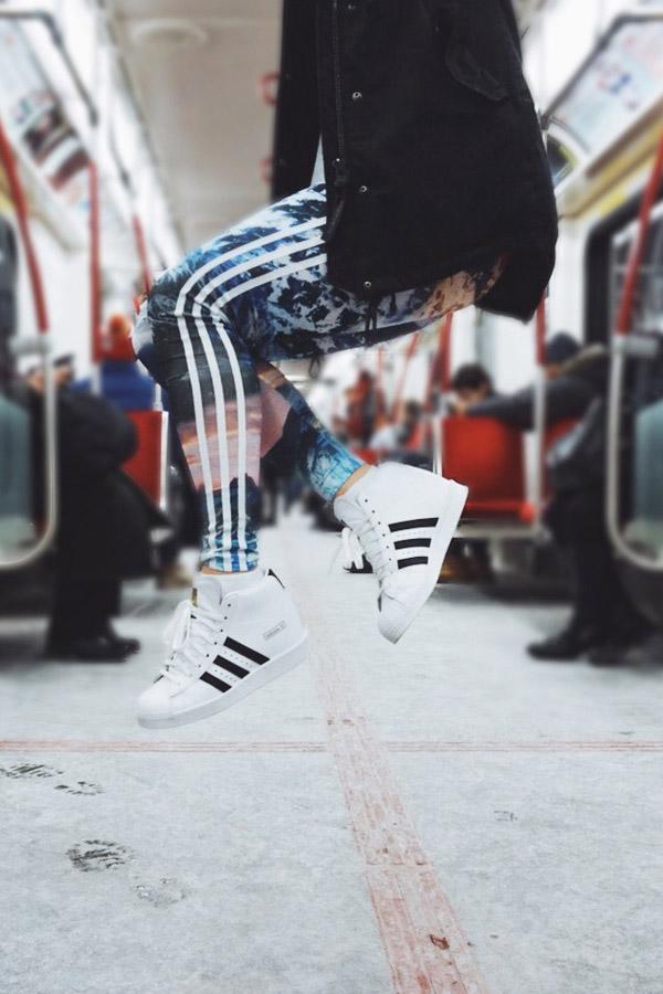 Adidas Originals Superstar Wedge soletopia