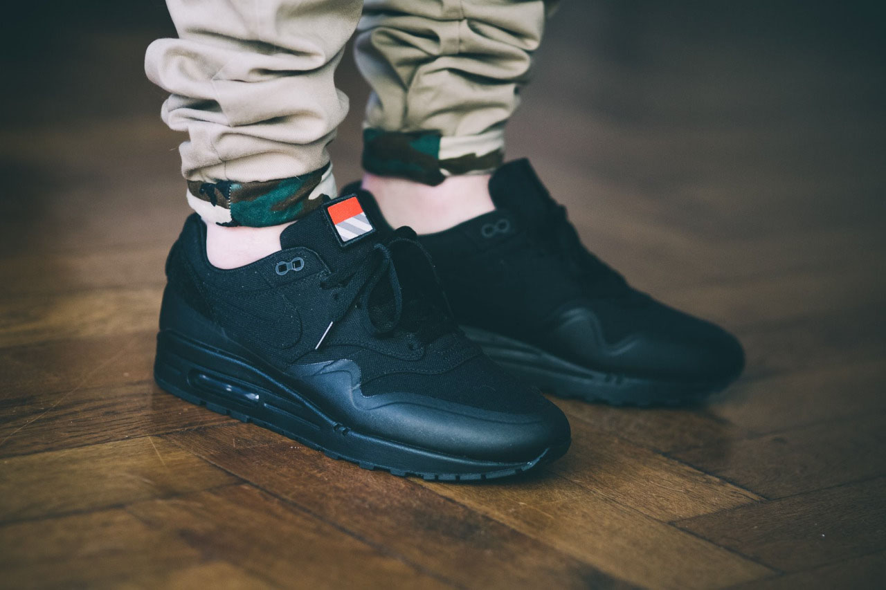 NIKE Air Max 1 Bespoke Patch