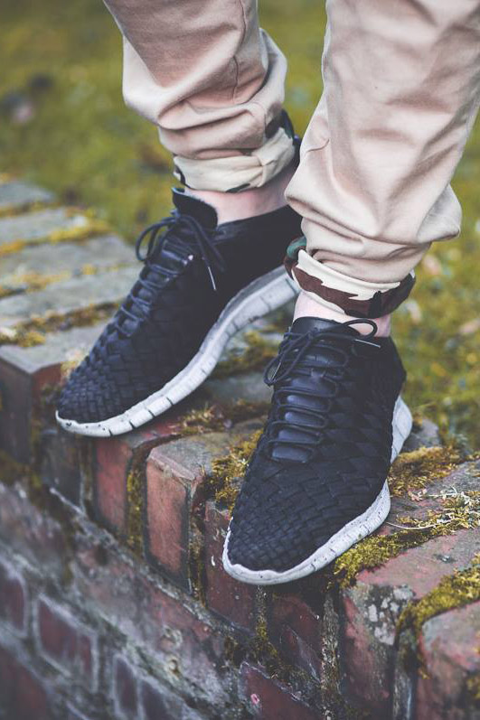 NIKE Free Inneva Woven × Rolled Up Chino #streetstyle #menswear #nike #fashion