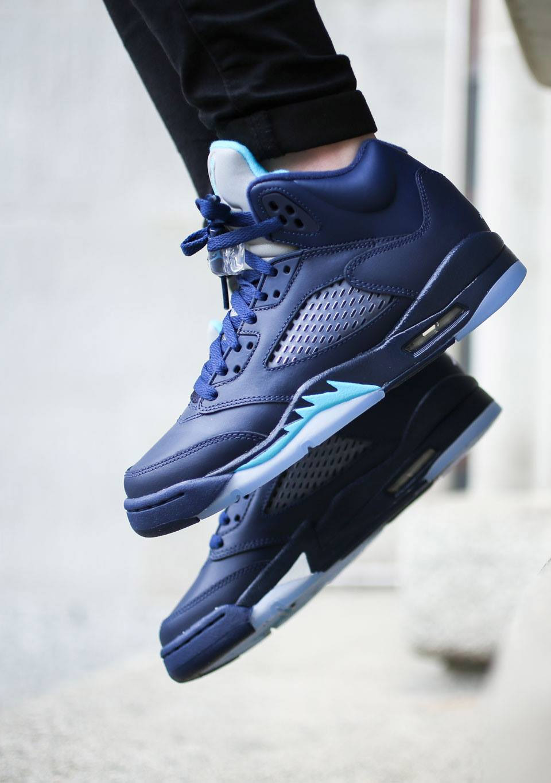 Five. #nike #airjordan #jordan #sneakers