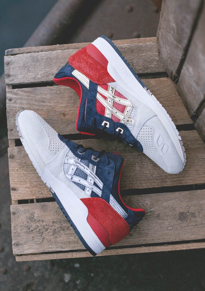 Concepts × Asics #sneakers #runners #casualfashion