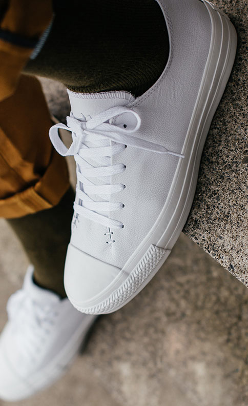 Swayer. #converse #chucktaylor #chucks #sneakers #sneakerfashion