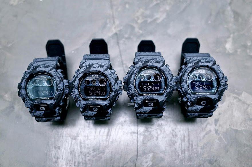 Camo #watch #gshock #style