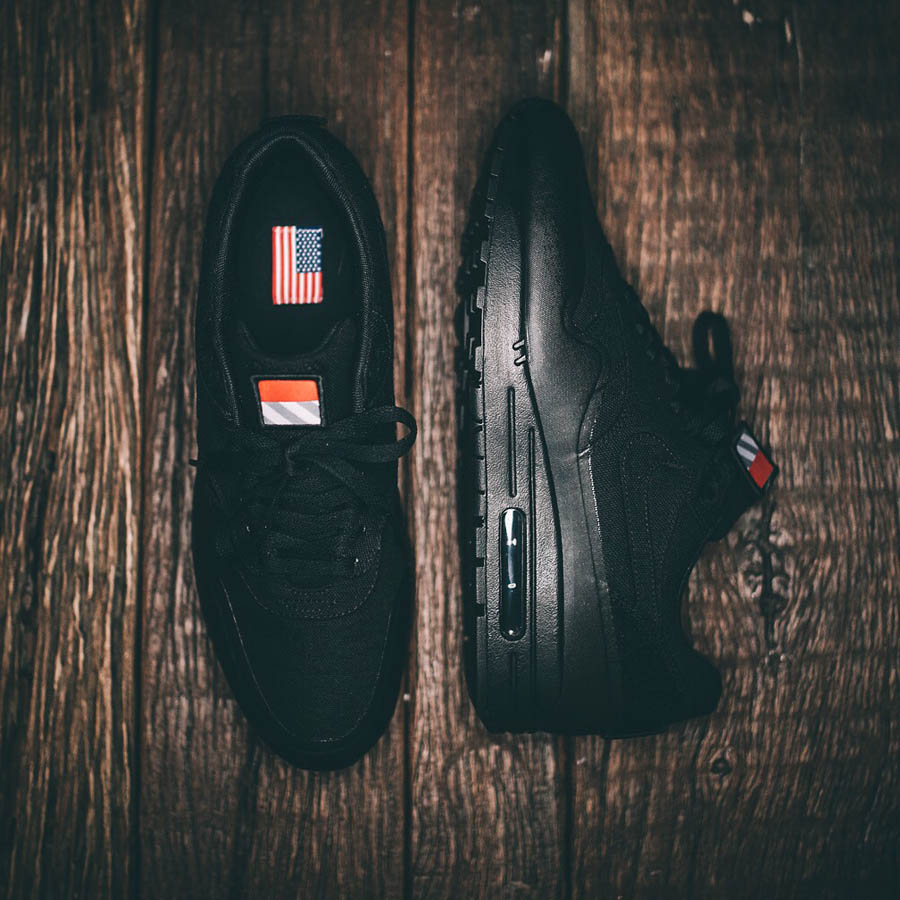 AM1 Patch #bespoke #nike #airmax #sneakers
