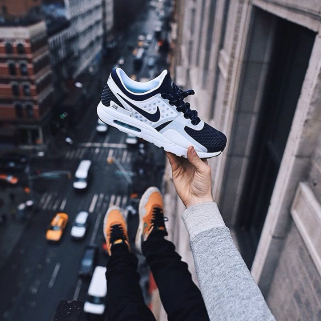 sale retailer 90128 b6301 ... sale air max zero sneakers city photography nike 91870 3f9f4