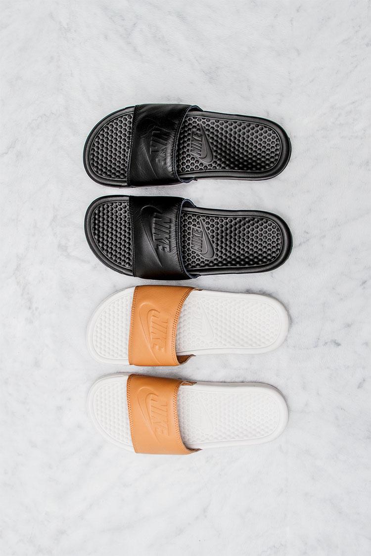Damn comfy slippers #nike #slippers #benassi #summerwear