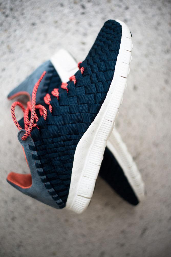 Whoa! #nikefree #inneva #woven #sneakers #fashion #trend
