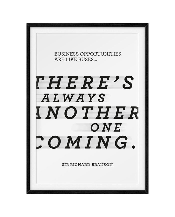Business.  #typography #quote