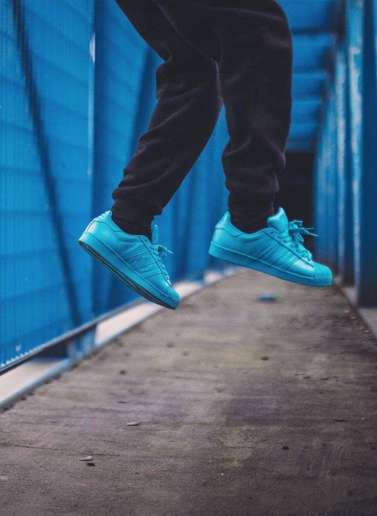 Supercolor by ADIDAS #pharrell #adidasoriginals #sneakers #menswear