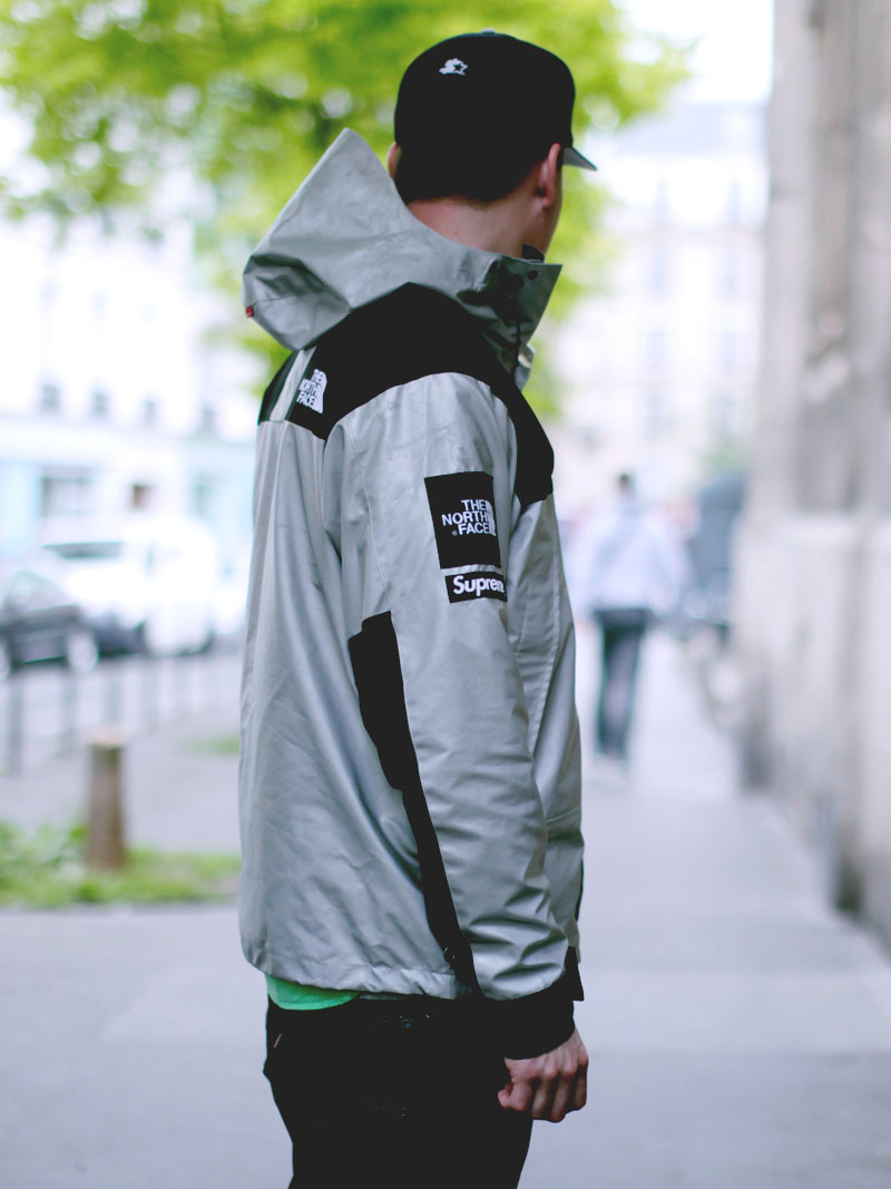 Supreme & The North Face, at it again... #outerwear #streetwear #style #menswear