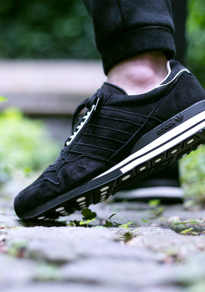 Black & Cream #adidas #zx500 #sneakers