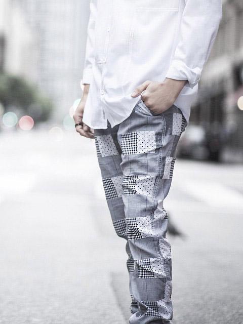 Madras. #publish #trousers #pants #menswear #streetstyle