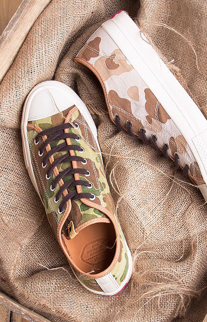 Skagway. #camo #sneakers #visvim #fashion