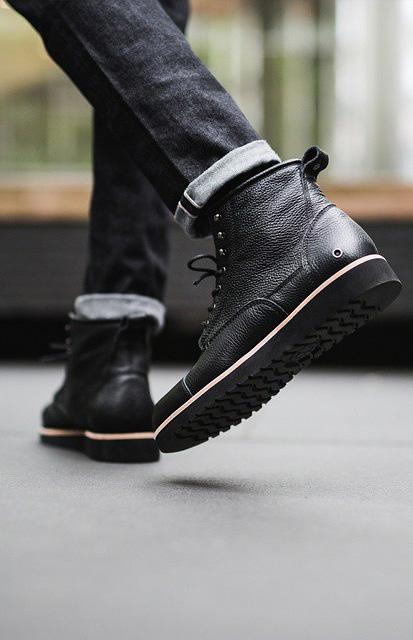 Edmund. #boots #menswear #footwear #style