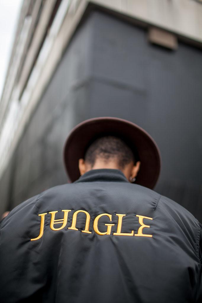 Jungle #london #fashionweek #streetstyle