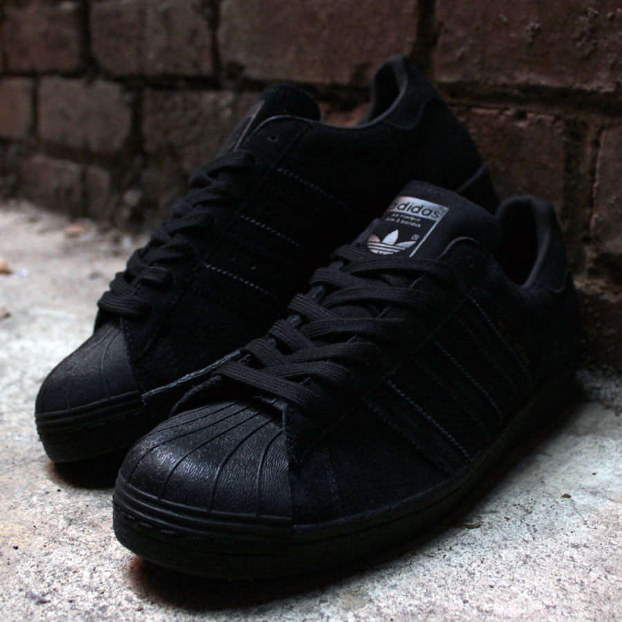 adidas Superstar Vulc ADV (Black / White) D68719 Cheap Superstar