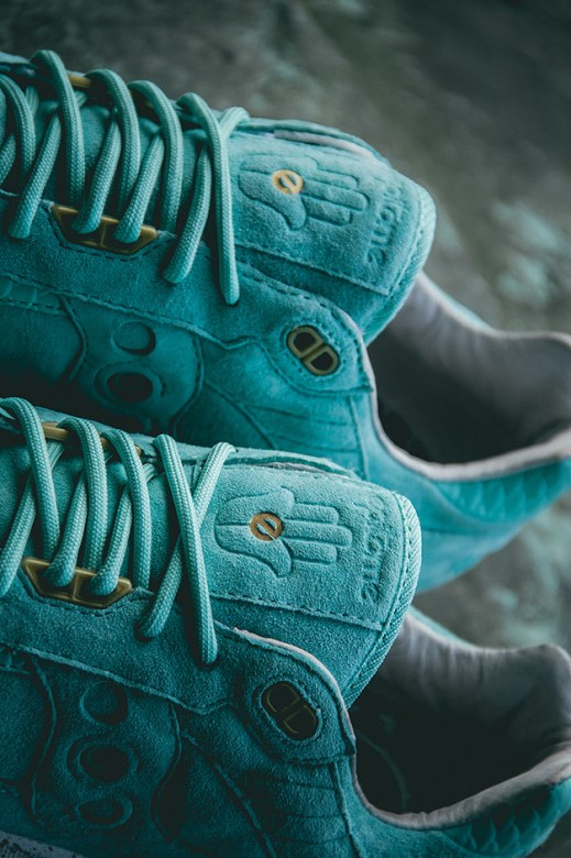 The Righteous One. #saucony #sneakers