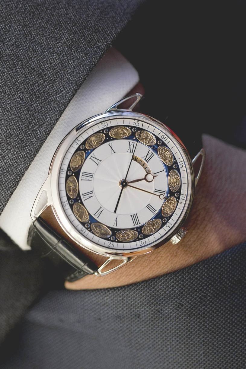 Two-hundred Sixty-five K #luxury #watch #zodiac