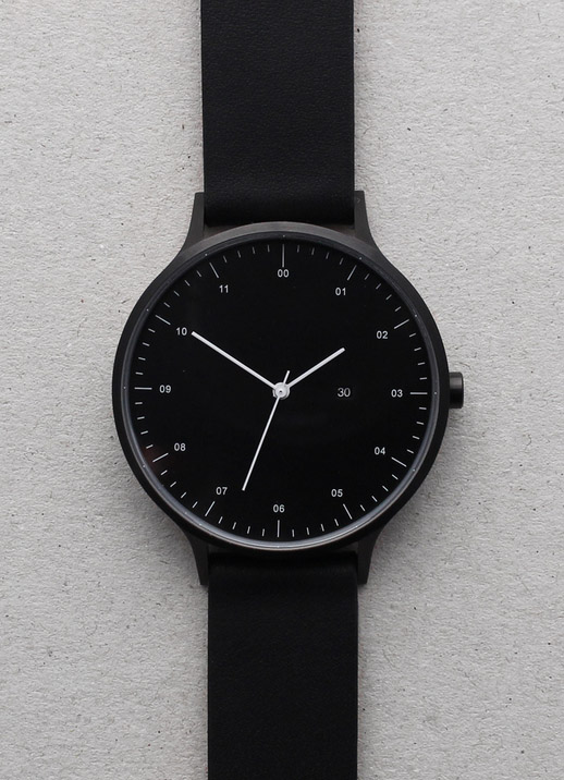 INSTRMNT D-1 Minimal Watch