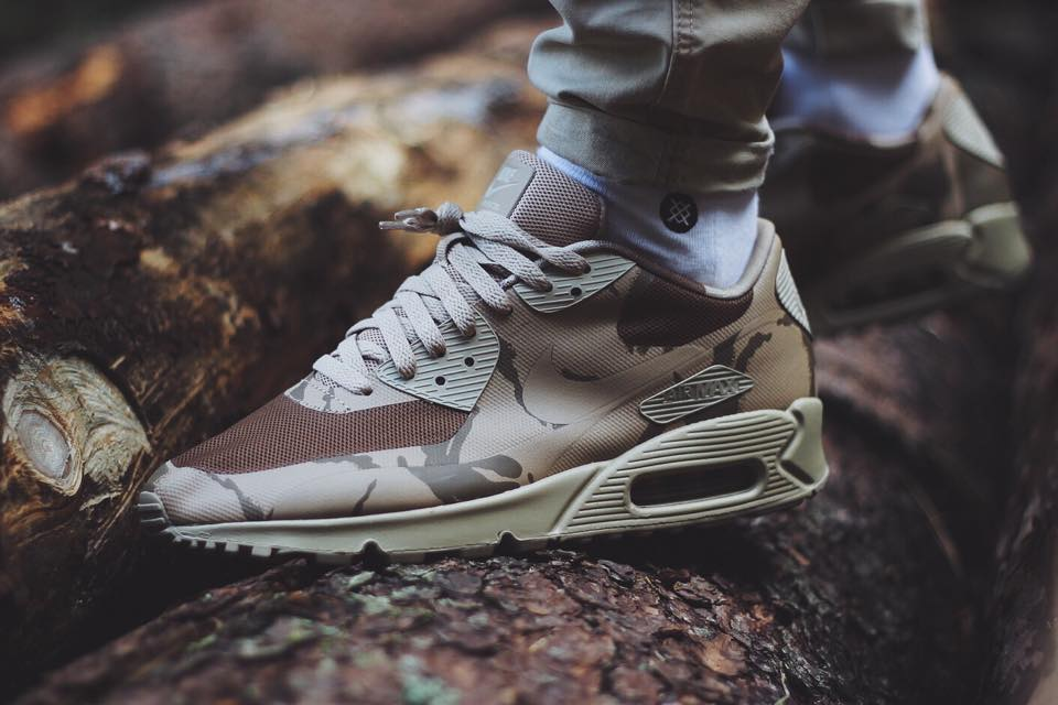 Nike Air Max 90 Hyperfuse Camo Italy | Sneakers | Nike