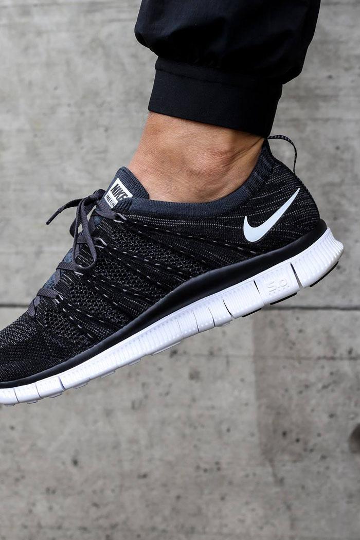 Nike Free Flyknit Nsw Shoes