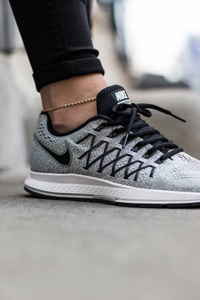Doctor en Filosofía Tomate asistente  nike zoom pegasus 32 womens black and white Shop Clothing & Shoes Online