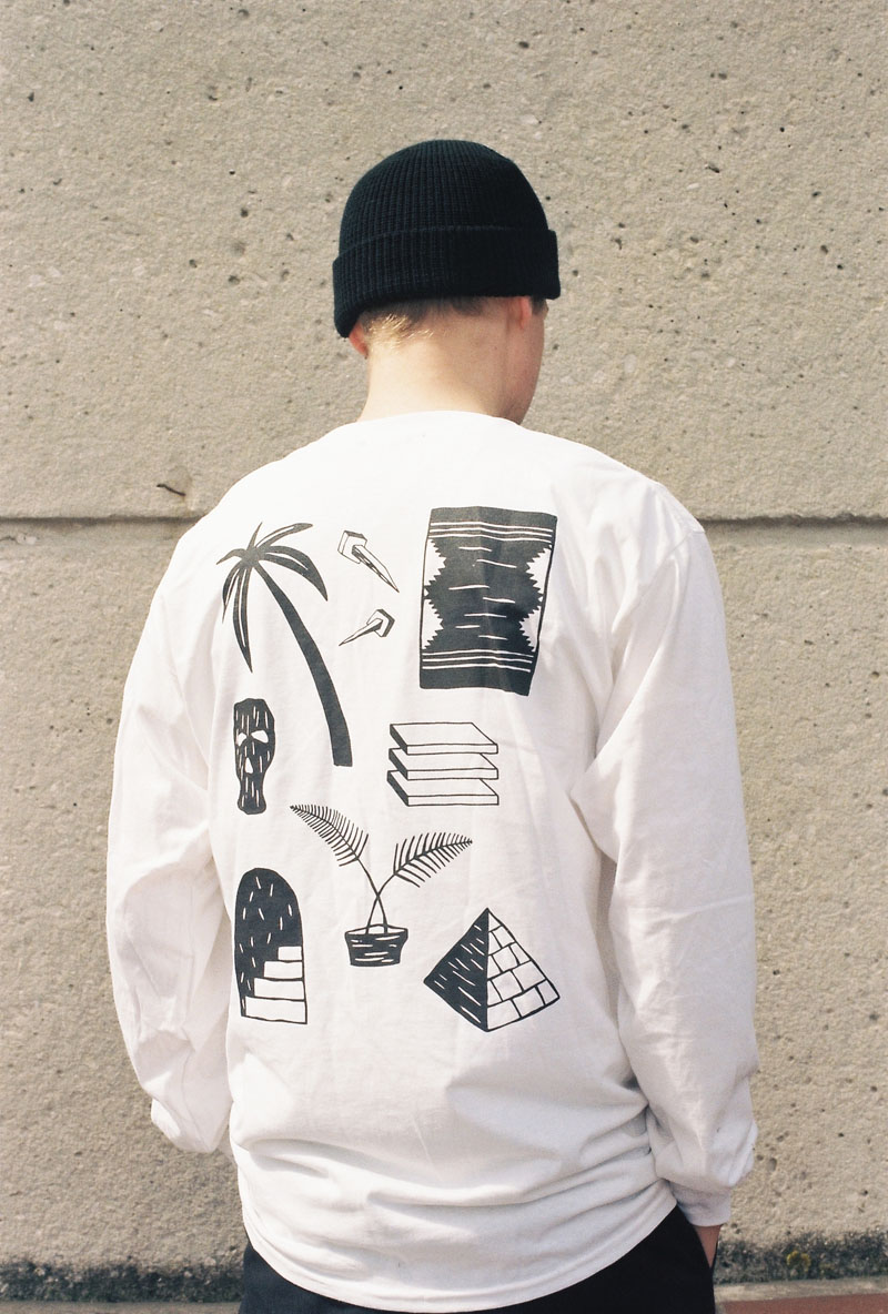 Palm long sleeve. #menswear
