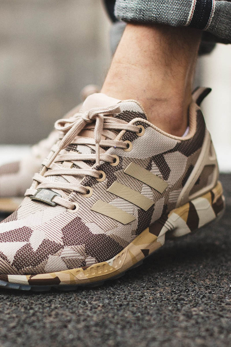 adidas zx brown
