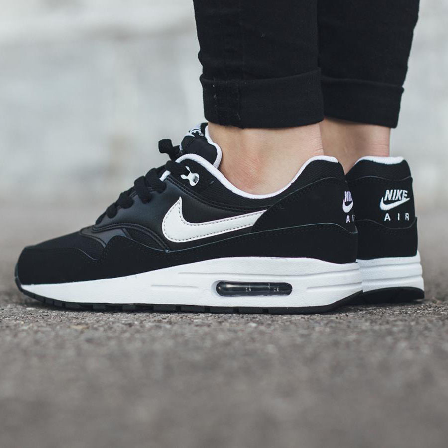 Nike Air Max 1 Gs White