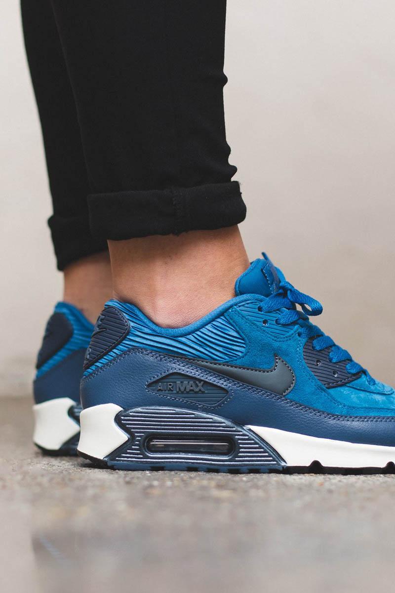 Brigade blue. #womens #sneakers #airmax