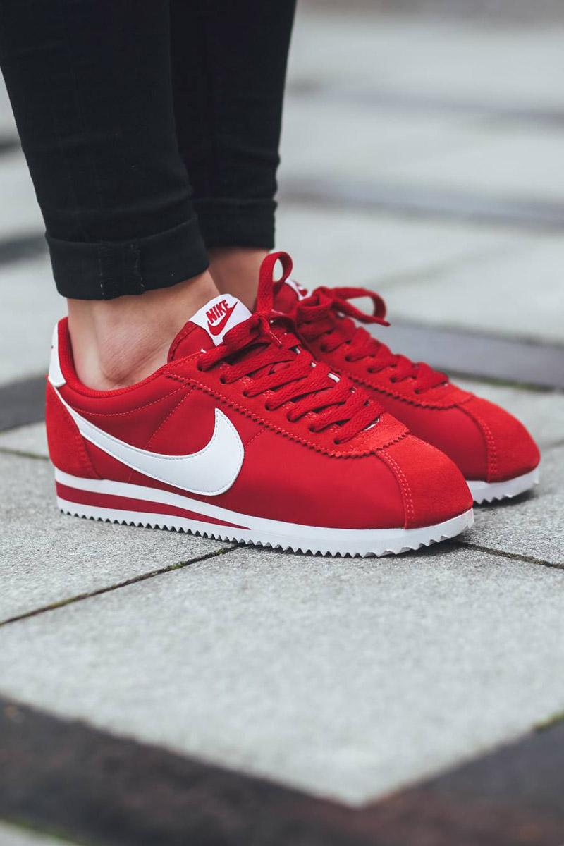Red Cortez #womenstyle
