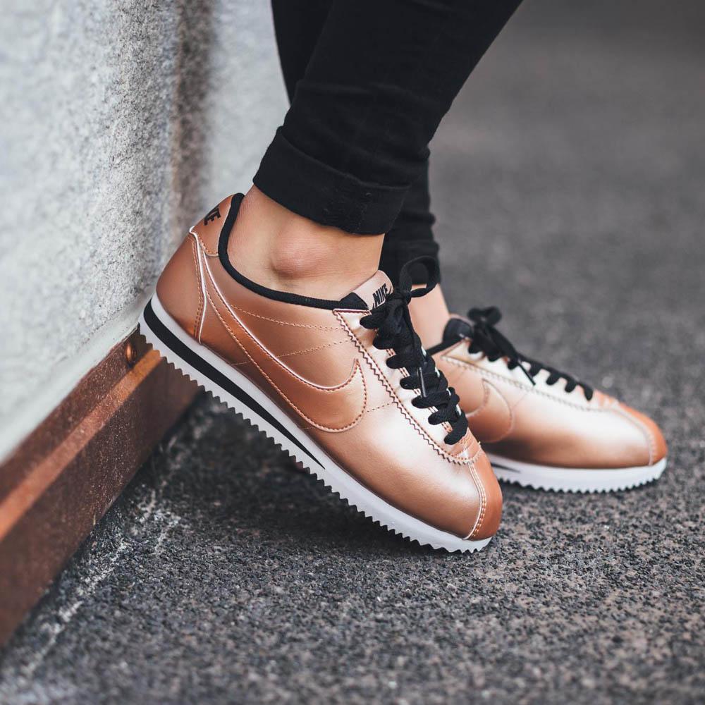 timeless design 6a1de 917f4 Nike Cortez Pas Bronze Baskets Vente Cher achat Chaussures 1zqZxwC1n