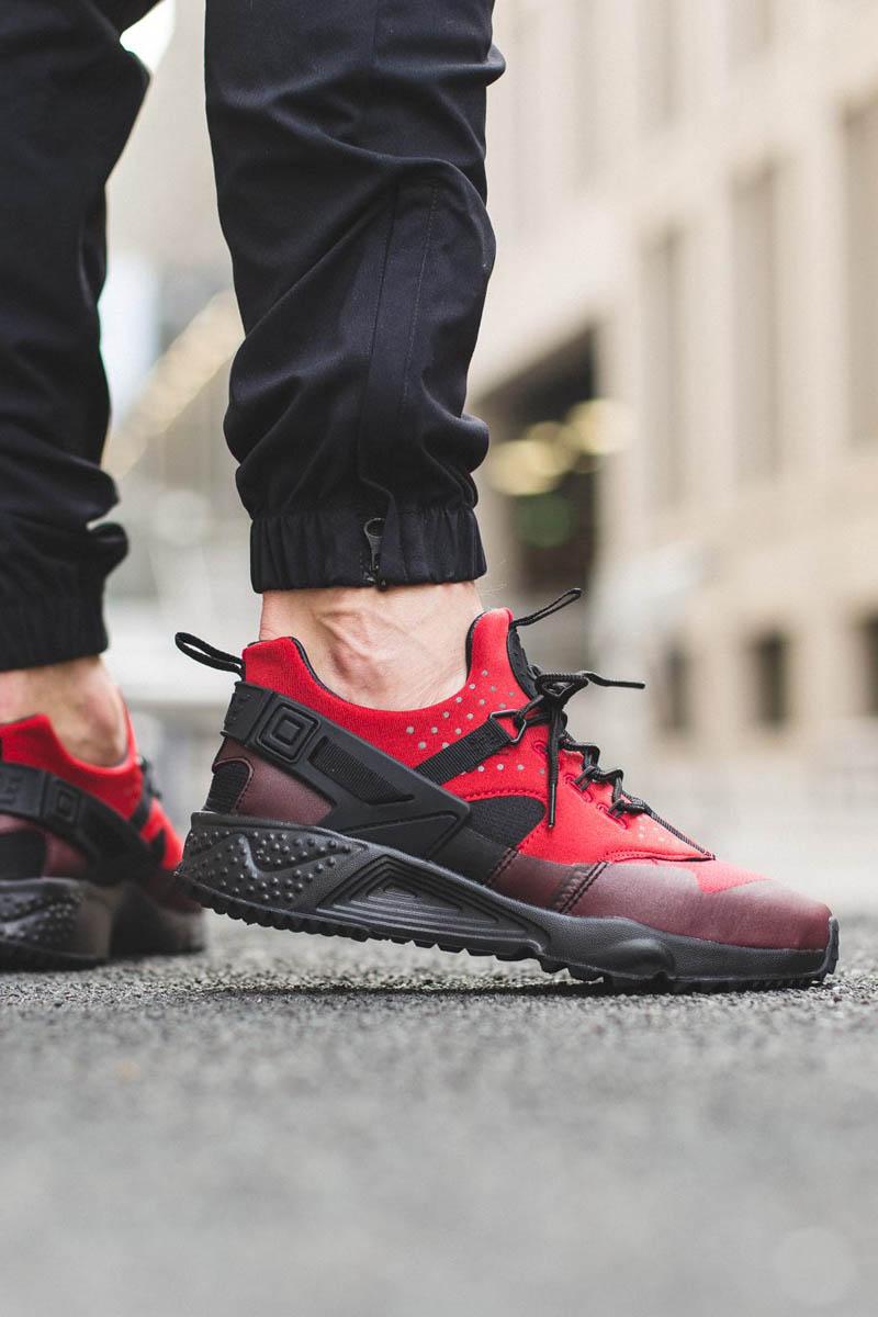 Nike Huarache Utility Red