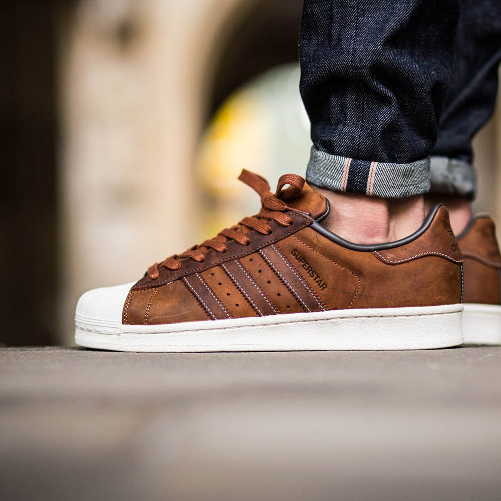 ADIDAS ORIGINALS Superstar RT 80s 'Varsity'