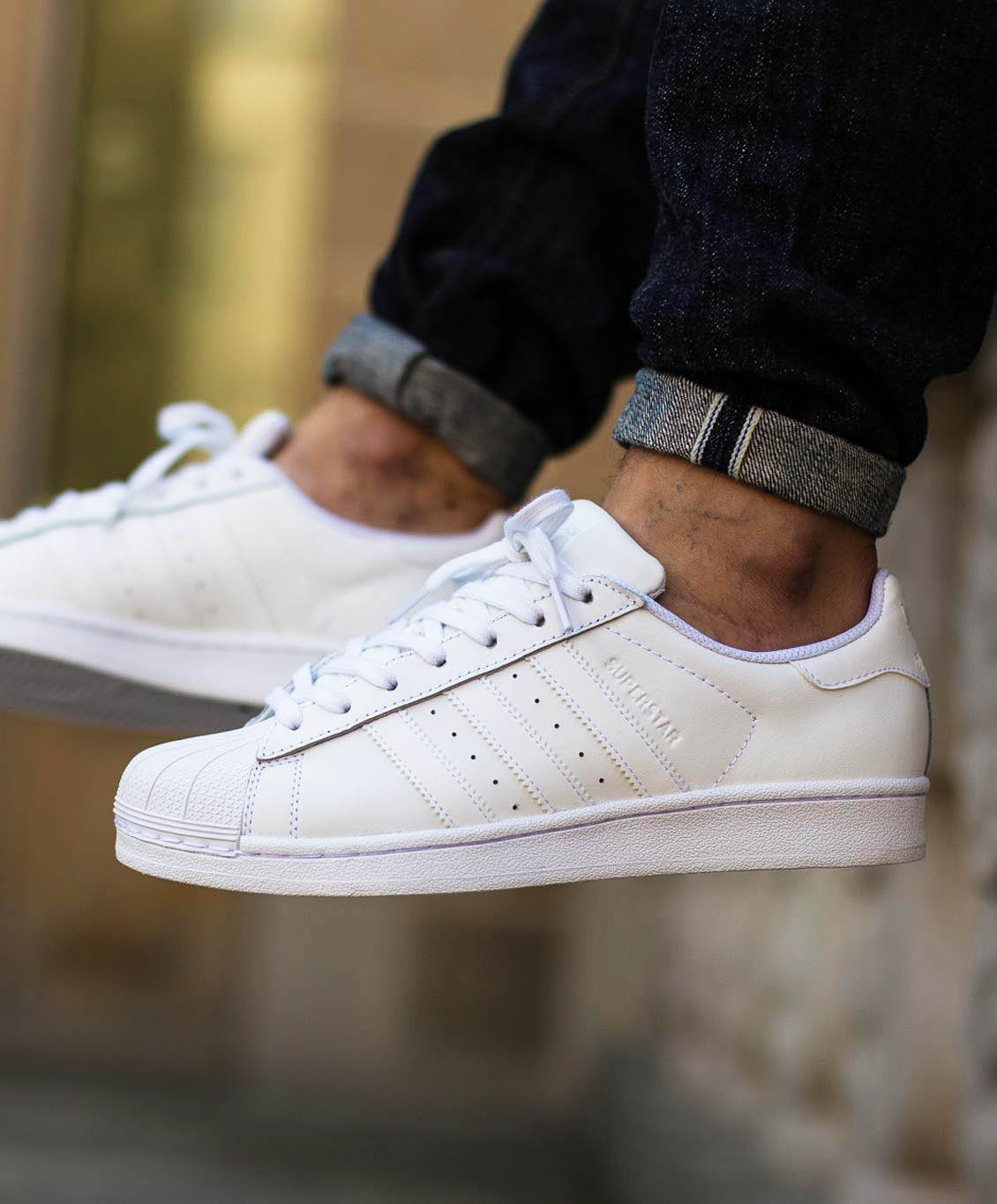 dcd58051257 ADIDAS Shell Toe Foundation  triplewhite  adidas  superstar