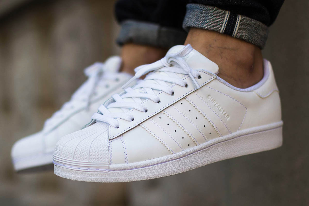 Adidas Superstar Up 'White/Black' Pinteres