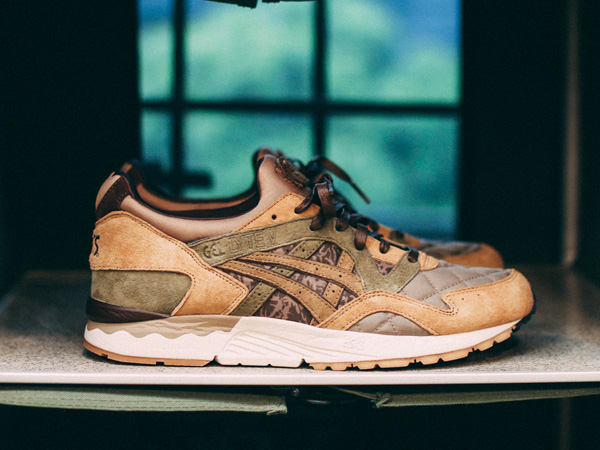 3-way military inspired GLV release! #mlitary #sneakers #asics