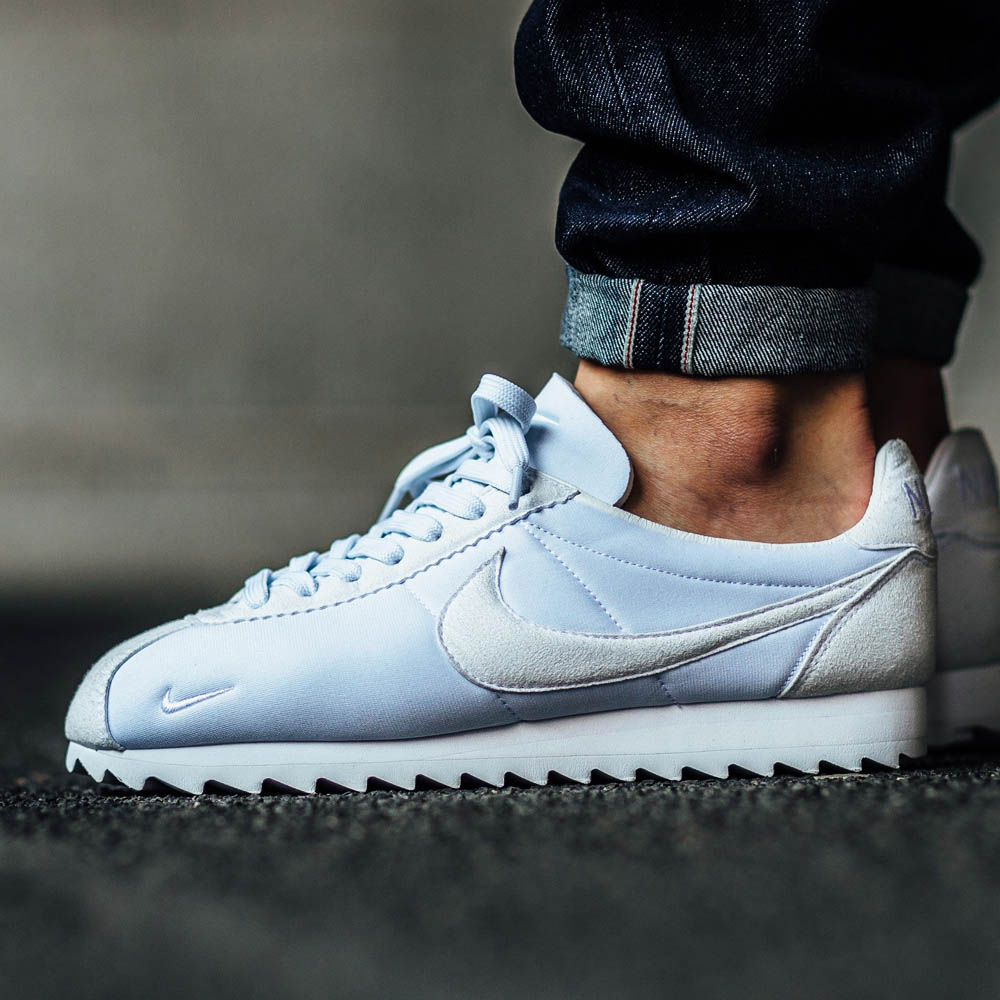 megalodon is alive nike cortez shoes show proof soletopia
