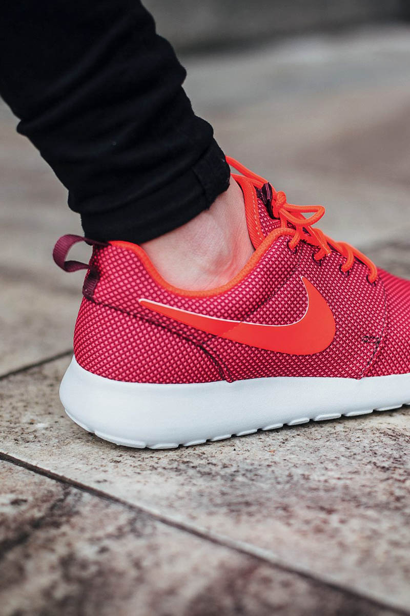 online store f94f2 5b8a4 canada nike roshe one women red d9866 fcf83