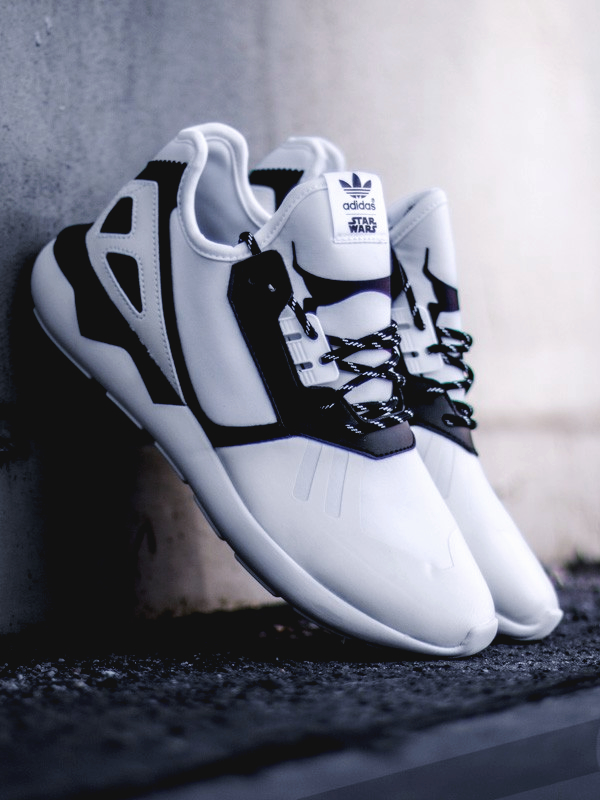 STAR WARS × ADIDAS Tubular Runner #Stormtrooper #starwars #adidas #kicks